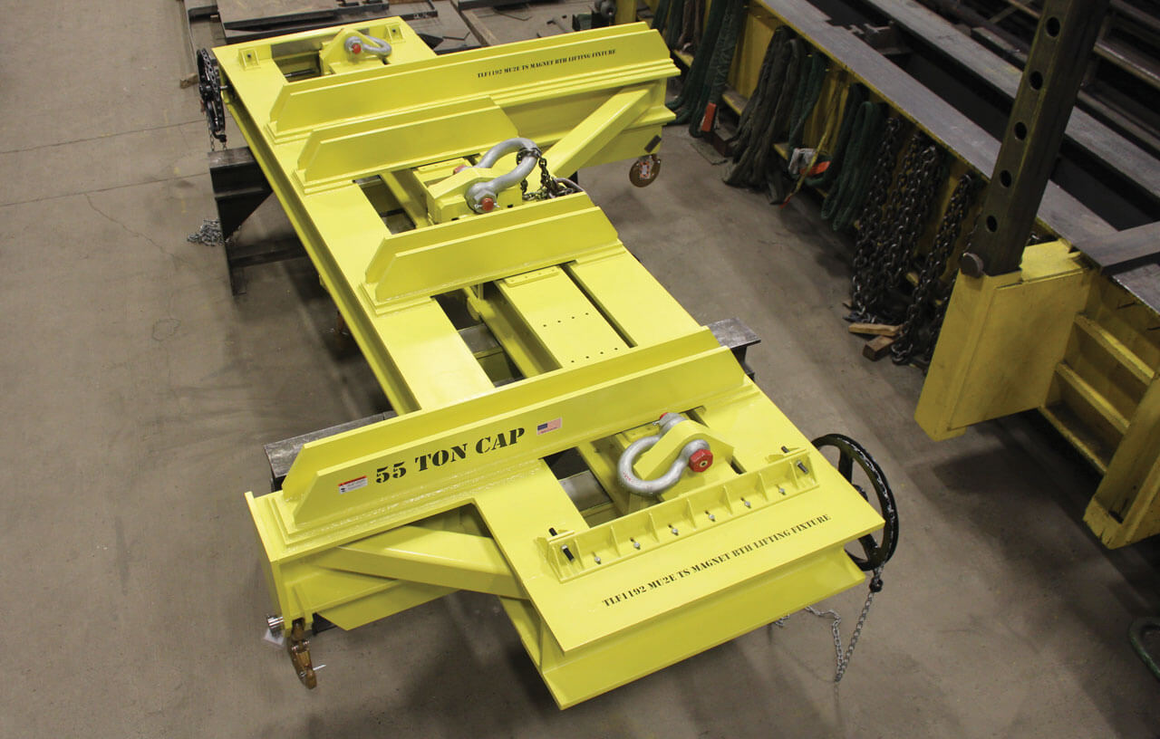 Custom Multiple Connection Point Lifter