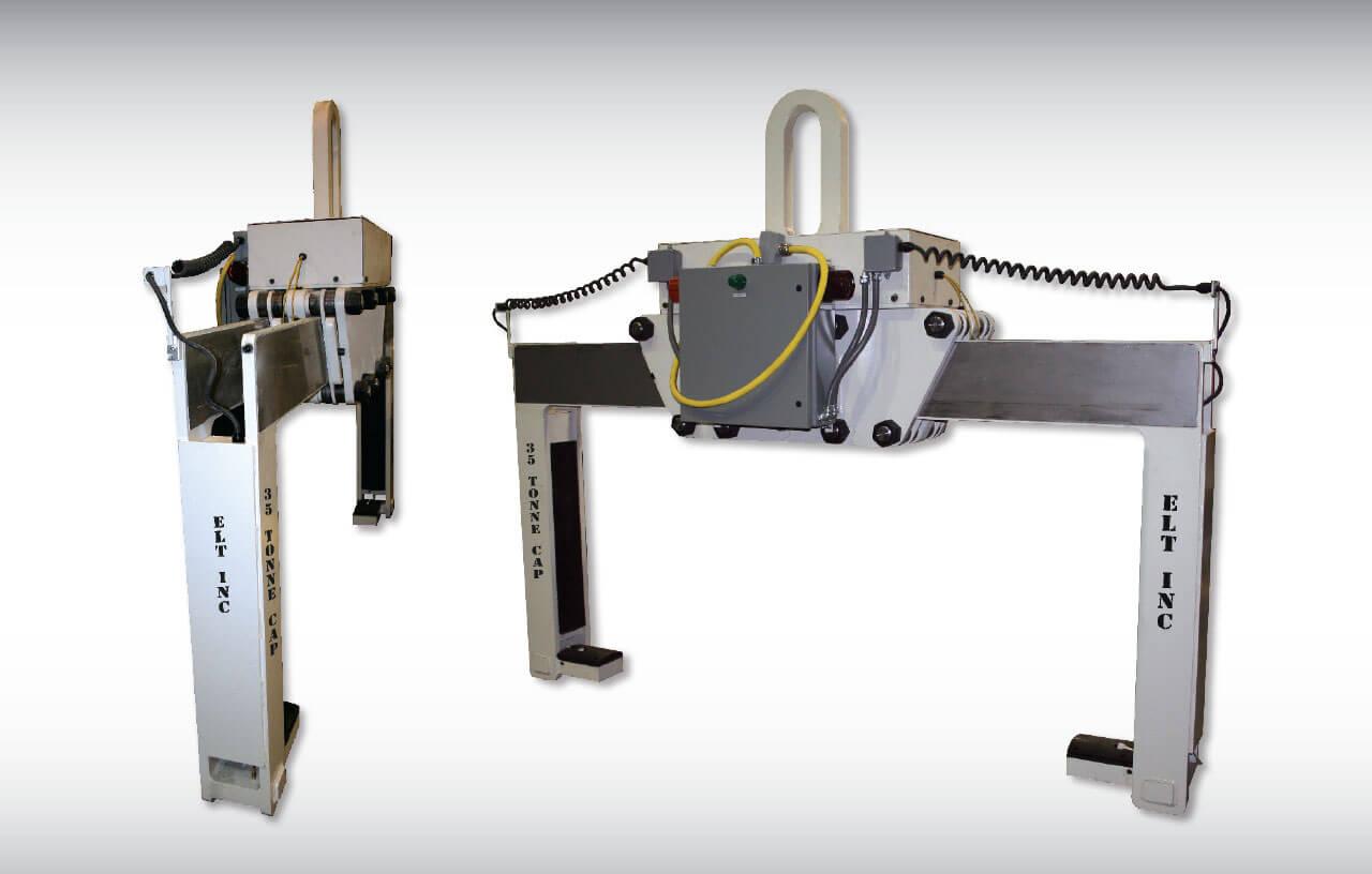 Motorized Telescoping Coil Lifter