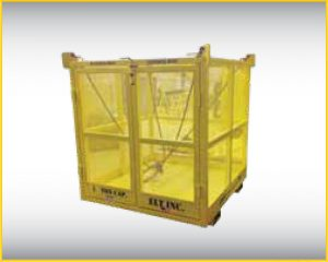 """material lift for construction"",""Material Baskets"",""material crane basket"""