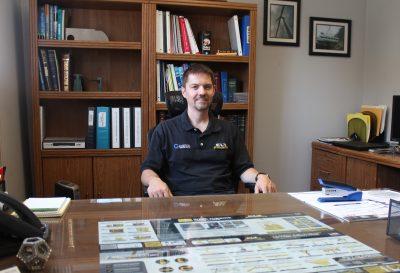 David Puccio of ELT