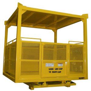 Crane man lift baskets/personnel crane baskets by ELT